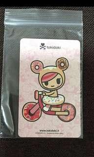 Tokidoki Lanyard and Ezlink Card set
