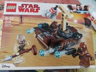 #TOYS50 - Lego Star Wars 75198