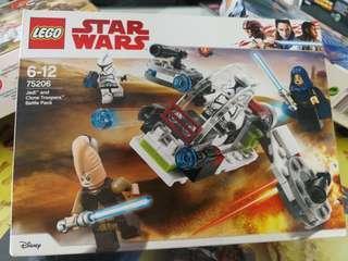 #TOYS50 - Lego Star Wars 75206