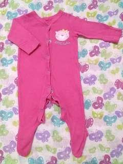 Sleepsuit mothercare up 1 month