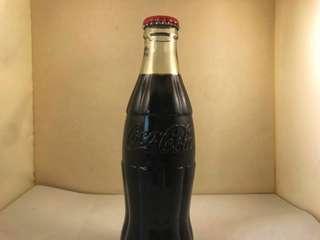 Vintage Glass Coke Bottle