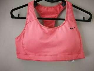 Nike Sports Bra size M. 中碼運動胸圍