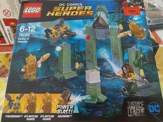 #TOYS50 - Lego DC Aquaman 76085