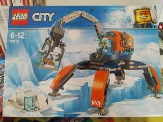 #TOYS50 - Lego City Ice 60192
