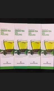 Ra&gowoori green tea peeling gel