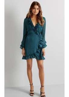 Kookai Sweat Pea Dress