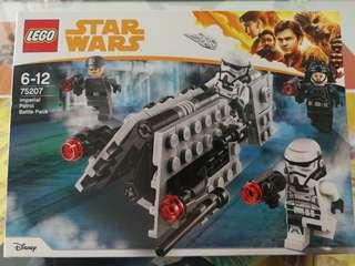 #TOYS50 - Lego Star Wars 75207