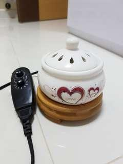 Aroma timing thermostat electric ceramic fragrance