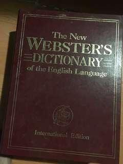 "Dictionary ""International Edition"""