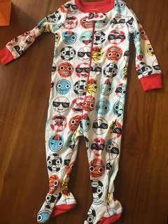 Baby sleepsuit 3-6months