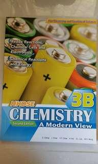 hkdse chemistry A modern view 3B second edition