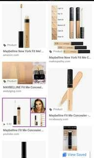 Looking for fit me concealer shade sand