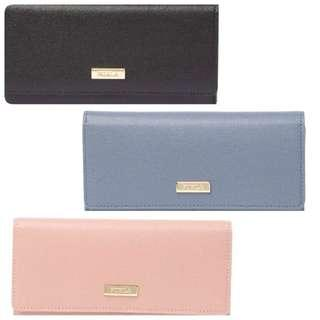 BRAND NEW FURLA Leather Flap Wallet