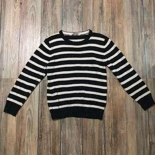 H&M Kids Boys Knitted Pullover Sweater