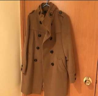 Coat 大嬲 褸 外套 formal 牛角外套 漁夫嬲