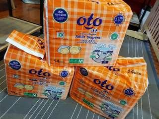 Oto Adult Diapers