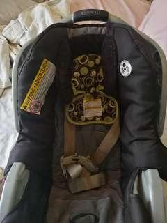 Gracco Stroller bought for 28K pesos