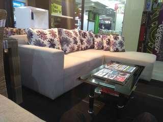 Sofa bisa Cash And Credit