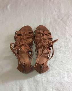 Payless flat sandals