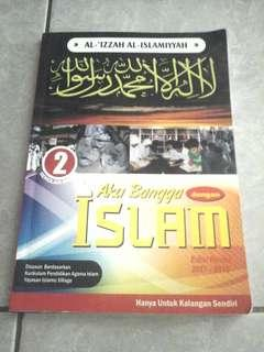 BUKU SEKOLAH KELAS 2 SD - BUKU AGAMA ISLAM : AKU BANGGA DENGAN ISLAM - EDISI REVISI 2017/2018
