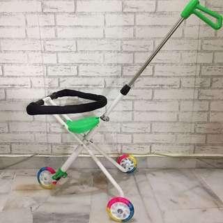 Basikal tiga roda baby