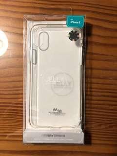 Goospery Clear iPhone X case