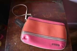 NEW two tone Guess bag
