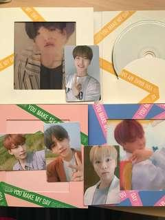 Wtt/wts Seventeen YMMD Pc and Posters