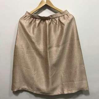 Forever 21 Blush Pink Skirt