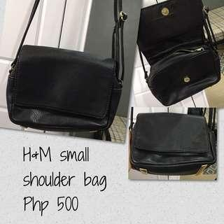 H&M Small Leather Bag