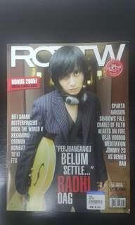 ROTTW Issue 99 Radhi OAG #EVERYTHING18