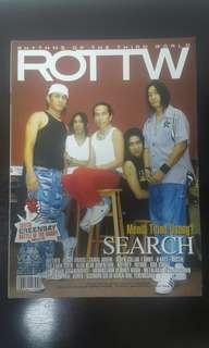 ROTTW Issue 95 Search