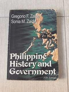 Philippine History and Government