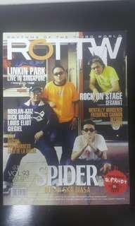 ROTTW Issue 93 Spider