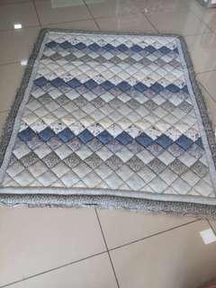 Toto patchwork /carpet patchwork #DEC30
