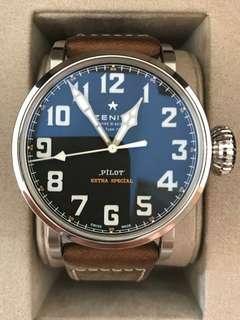 JAPAN ZENITH GOOD CONDITION日本  手錶