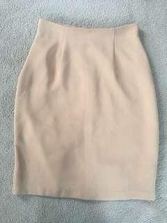 Geoff Bade pencil skirt