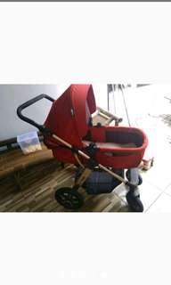 Baby Stroller Hugo for Newborn - 25kg