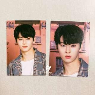 WTS WANNA ONE LENSNINE Photocard (Minhyun).