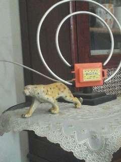 Mainan Pajangan Harimau