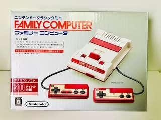 Genuine Nintendo Family Computer (Famicom) Mini