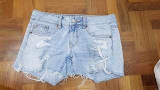 American eagle jeans short