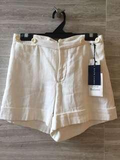 Ralph Lauren Linen Shorts Size 2-4