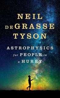 EBOOK Astrophysics for People in Hurry - Neil deGrasse Tyson