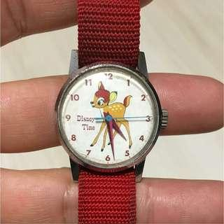JAPAN Disney Watch GOOD CONDITION 日本  手錶