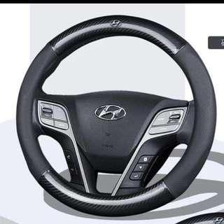 Car Steering Wheel Cover (hyundai n others)
