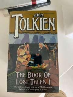 Tolkien - Book of tales