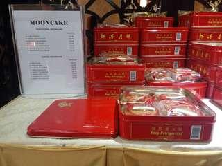 Mooncakes for sale