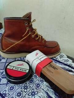 Redwing boot 875D