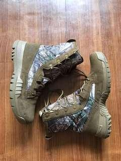 "Nike special field boot 8"" REALTREE"